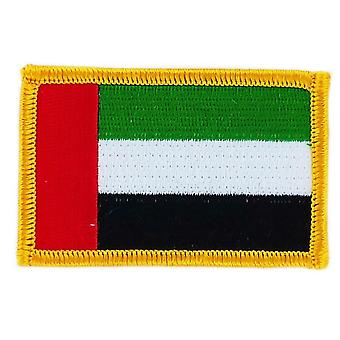 Parche Parche Parche Brode Bandera De los Emiratos Arabes Unidos