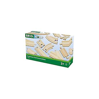 Brio 33402 Brio Railway Expansion Pack - Intermediate