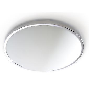 Sollux SOLAR 2 Light Flush Ceiling Light Chrome SL.0037