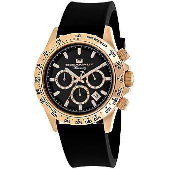 Oceanaut Men's Biarritz Black Dial Watch - OC6119R