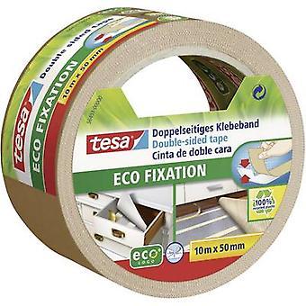 tesa 56451 56451-00 Dobbeltklæbende tape tesa® ECO FIXAtION (L x W) 10 m x 50 mm 10 m