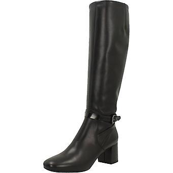 Geox Boots D Audalies mid Color C9999
