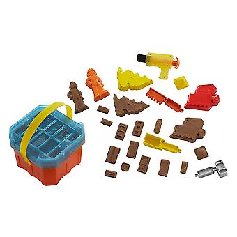 Bob The Builder Mash & Mold Builder Box FDD79