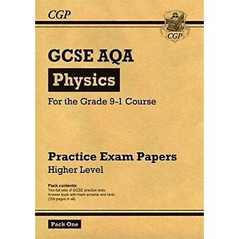 Grade 91 GCSE Physics AQA Practice Papers Higher Pack 1
