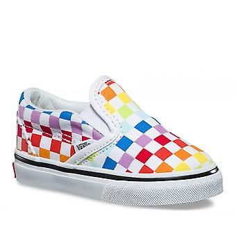 Vans Toddler Classic Slip-On  - Vn000ex8u09 - Shoes