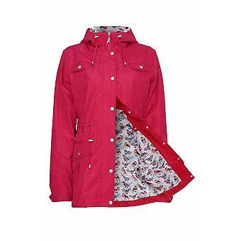 Ladies Champion Country Estate Jura Waterproof Lightweight Lined Parka Jacket