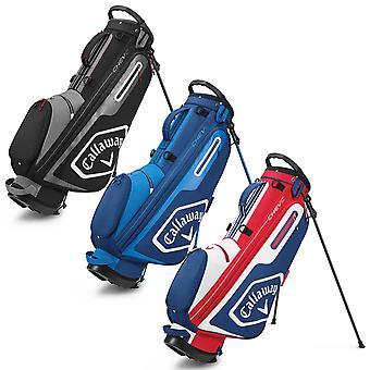 Callaway Golf Unisex 2020 Chev 3 Lightweight Durable Stand Bag