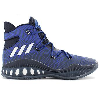 Adidas Crazy eksplosiv B49394 menns Basketballsko blå joggesko sport sko