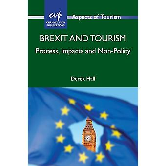 Brexit and Tourism  Process Impacts and NonPolicy by Derek Hall