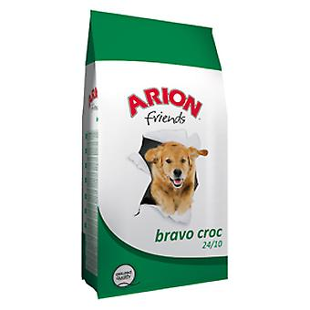 Arion Friends Bravo Croc 24/10 (Dogs , Dog Food , Dry Food)