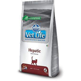 Farmina Vet life Cat Hepatic (Chats , Nourriture , Croquettes)