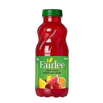 Fairlee Fruit Punch Kunststoff-( 300 Ml X 24 Flaschen)