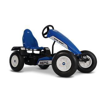 BERG Classic Extra Sport BFR Pedaal Go Kart Blauw Vierwiels Extra Grote Kart 5