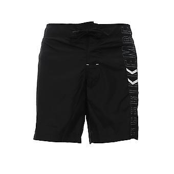 Bikkembergs B6g508731 Men's Black Nylon Trunks