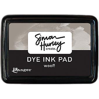 Simon Hurley create. Dye Ink Pad - Woof!