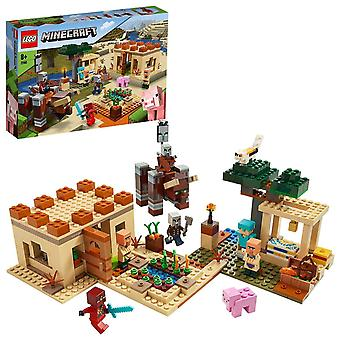 LEGO Minecraft - Illagers Aanval