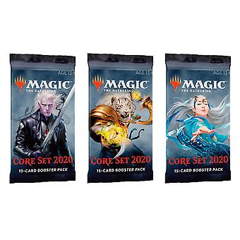 Magic The Gathering: Core Set 2020 Booster 3-pack. Kaart
