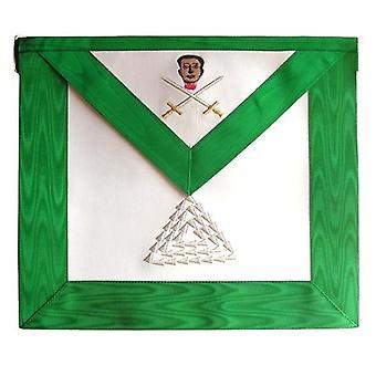Masonic scottish rite apron - aasr - 15th degree