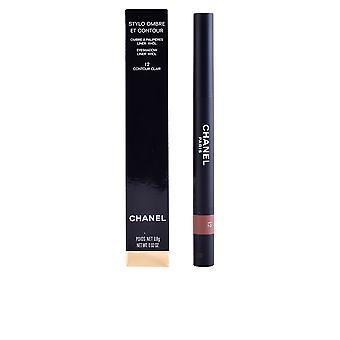 Chanel Stylo Ombre Et Contour #08-rouge Noir 0,8 Gr för kvinnor