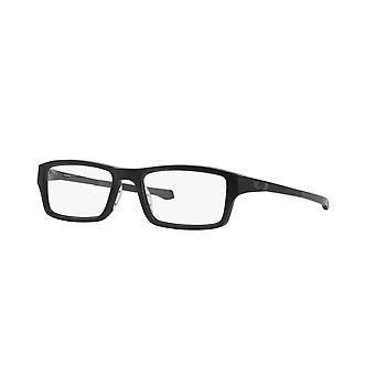 Oakley Chamfer OX8039 01 SATIN Black Glasses