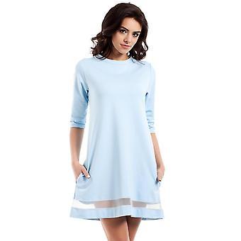 Μπλε μο φορέματα ουρανού
