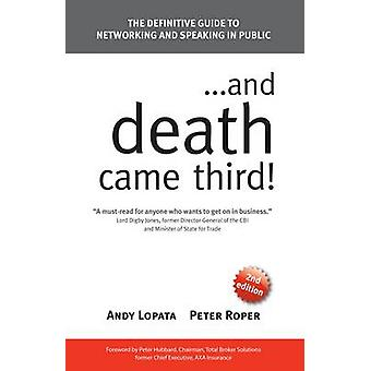 ...and Death Came Third by Lopata & Andy