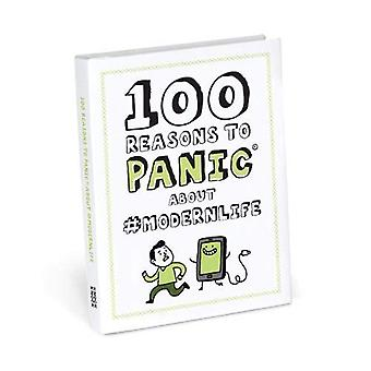 Knock Knock 100 Reasons to� Panic About #modernlife