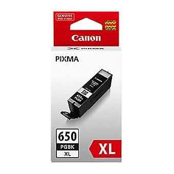 Carro de tinta negra Canon PGI650XL