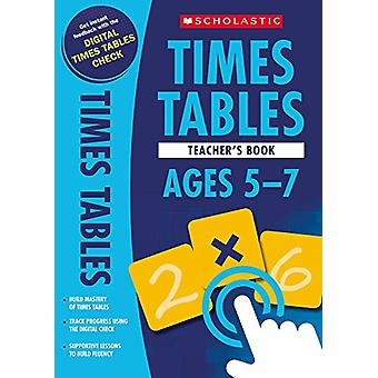 Teacher's Book Ages 5-7 by Louise Carruthers - 9781407182728 Book