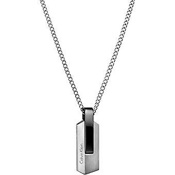 Calvin Klein Steel_stainless steel pendant necklace - KJ4MBN210100