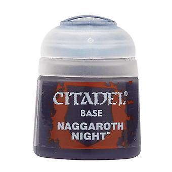 Naggaroth Night, Citadel Paint - Base, Warhammer 40 000/Age of Sigmar