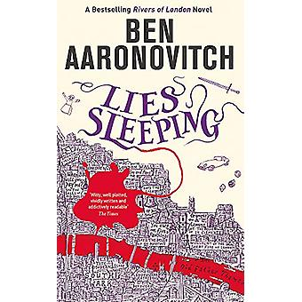 Lies Sleeping - The Seventh Rivers of London novel by Ben Aaronovitch