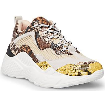 Steve Madden Donne Antonia Pizzo Up Trainer Multicolore