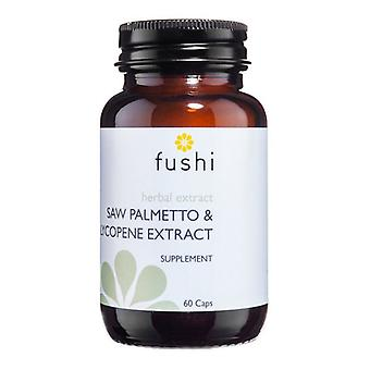 Fushi Wellbeing Saw Palmetto & Lycocene Extracts Veg Caps 60 (F0021270)