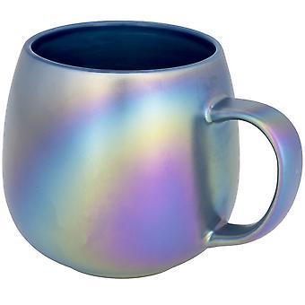 Avenue Glitz Iridescent Ceramic Mug