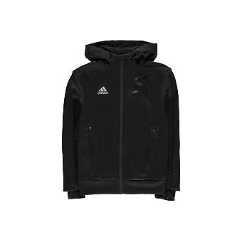 adidas X Full Zipped Hoody Junior Boys