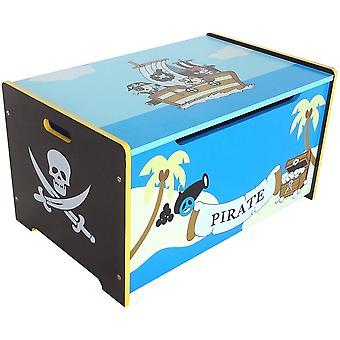 Kiddi Stil Piraten Spielzeug Box