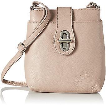 Bags4Less Rania-Donna vaaleanpunainen (nude) 8x21x20cm (B x H T) olka Laukut