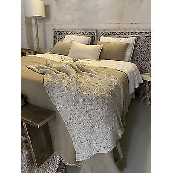 House in Style | Luxury Blanket Sitges | 100% cotton
