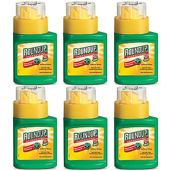 Sparset: 6 x ROUNDUP® LB Plus, 50 ml
