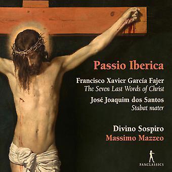 Passio Iberica [CD] USA import