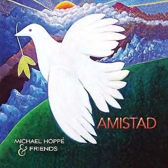 Michael Hoppe - Amistad [CD] USA import