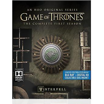 Game of Thrones: de första säsong [Blu-ray] USA importen