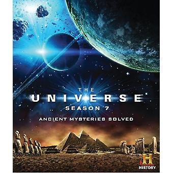 Universet sesong 7: Gamle mysterier løst [BLU-RAY] USA importere