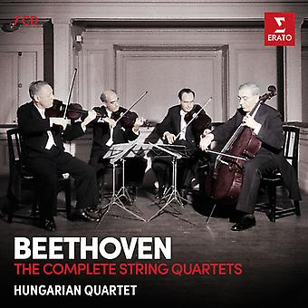 Beethoven / Hungarian Quartet - String Quartets [CD] USA import