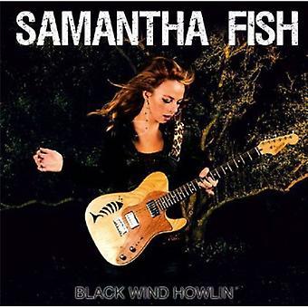 Samantha Fish - Black Wind Howlin' [CD] USA import