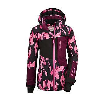 killtec Meisjes Ski Jacket Flumet GRLS Ski JCKT B