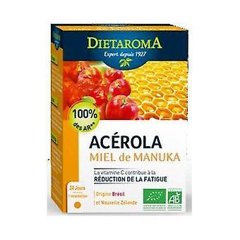 Manuka Honey Acerola 24 tablets