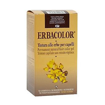 27 Erbacolor purple plum 120 ml