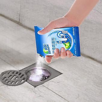 מנקי ניקוז כיור חזקים - מטבח, שירותים, אבקת ניקוי ביוב לאמבטיה